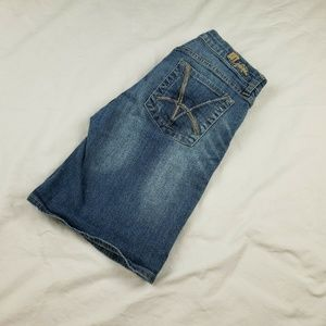 Kut from the Kloth Womens Size 10 Jean Shorts